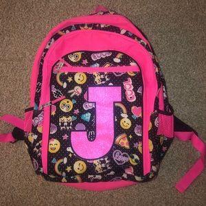 Justice Girls backpack